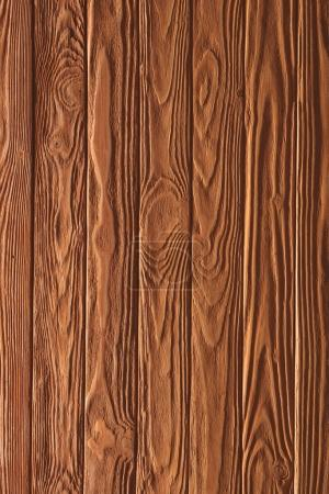 Wooden fence planks background painted in copper