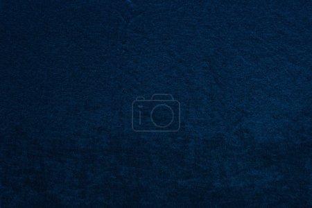 Foto de Vista superior de fondo texturizado en color azul - Imagen libre de derechos