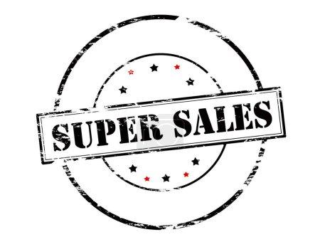 Super sales stamp