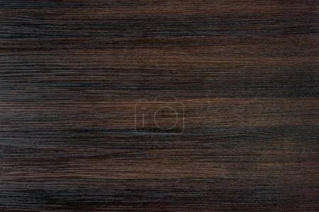 Photo for Close up view of empty dark wooden tabletop background - Royalty Free Image