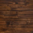 Top view of brown wooden horizontal planks, wood b...