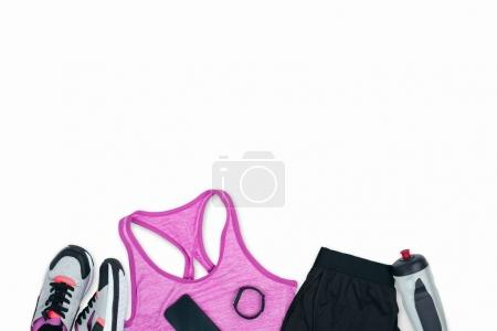 Sportswear and digital devices