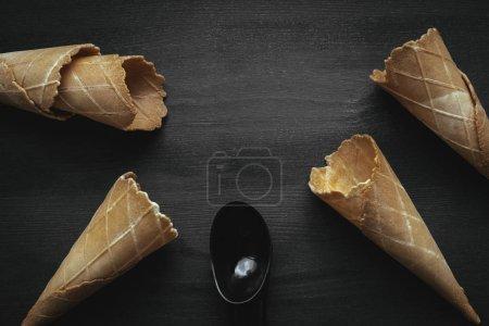 Wafer cones