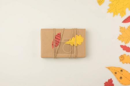 Autumn gift box
