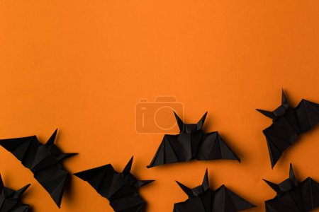 origami bats for halloween