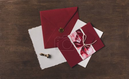 holiday invitation and letter