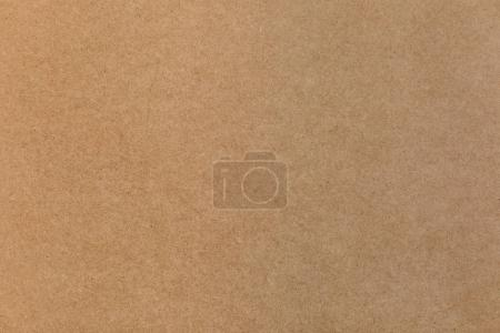 Photo for Close up shot of blank brown paper texture - Royalty Free Image