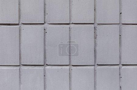 Photo pour Vue rapprochée de la texture vide du mur grunge - image libre de droit