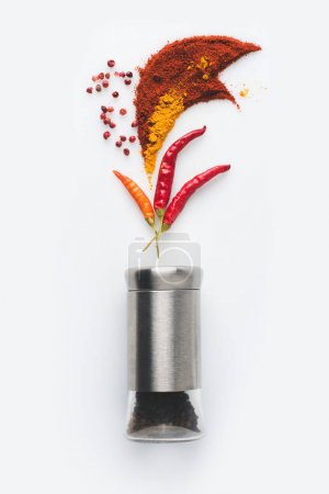 creative spices composition