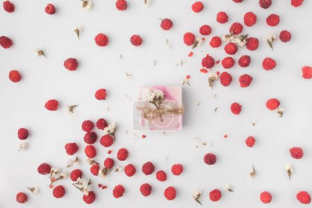 berry soap