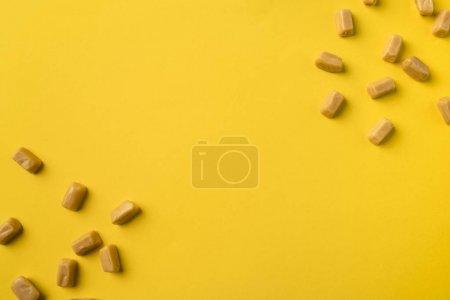 scattered iris milk candies