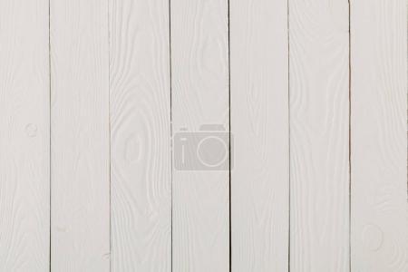 Fond de texture en bois blanc vide