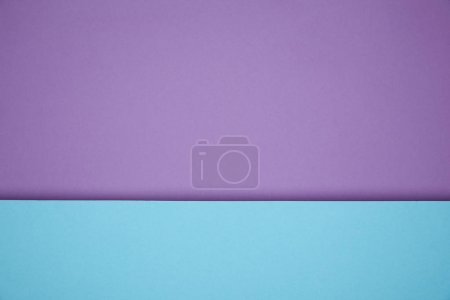 Photo for Beautiful bright blue and violet paper background - Royalty Free Image