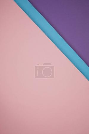 beautiful colorful abstract background from arranged colored paper