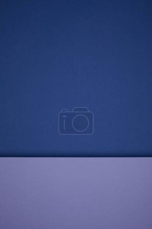 beautiful abstract blue and purple geometric paper background