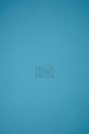 Photo for Bright  abstract background made from blue colored paper - Royalty Free Image
