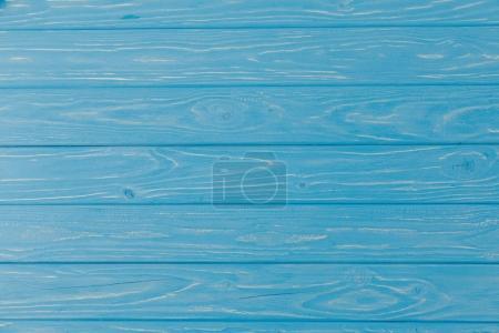 Foto de Fondo de textura de madera azul con rayas - Imagen libre de derechos