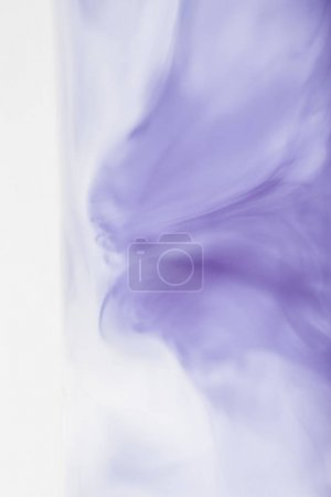 close up of abstract light purple texture