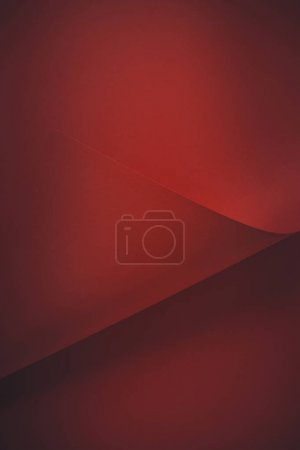 beautiful decorative dark red abstract background
