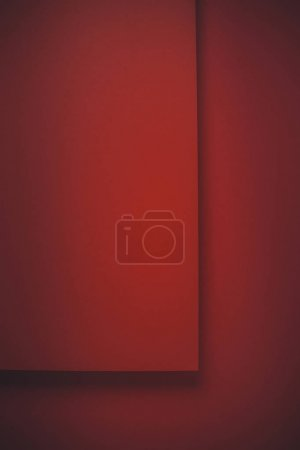 beautiful dark red abstract blank paper background
