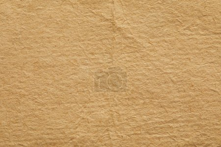 Photo for Top view of vintage beige paper texture - Royalty Free Image