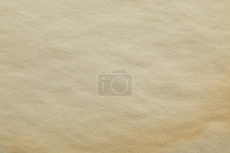 Foto de Top view of vintage beige paper texture with copy space - Imagen libre de derechos