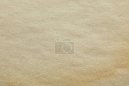 Photo pour Top view of vintage beige paper texture with copy space - image libre de droit