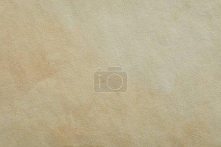 Foto de Vista superior de la textura de papel beige de época con espacio de copia. - Imagen libre de derechos