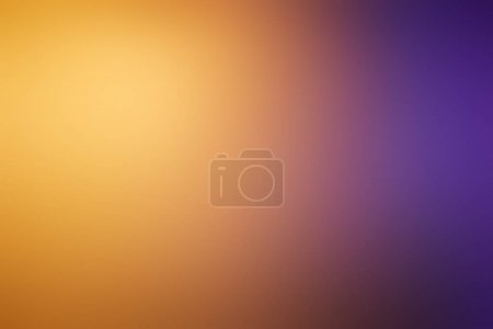 Photo for Beautiful abstract background in orange and purple color - Royalty Free Image