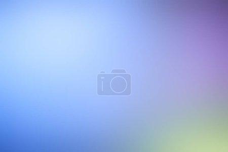 Photo pour Beau fond abstrait en bleu, violet et vert - image libre de droit