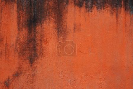 red grunge concrete wall
