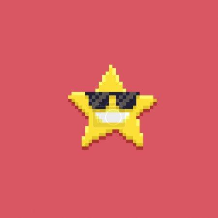 Pixel Art Star