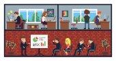 Pixel Art Office