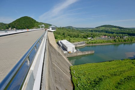 Solina Hydroelectric Power Plant