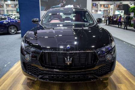 Maserati Levante crossover SUV