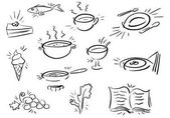 food doodle 01