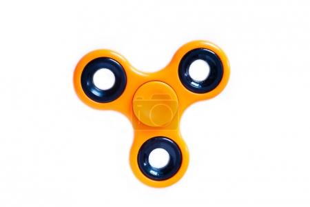 Hand spinner. A fidget toy for increased focus, stress relief.