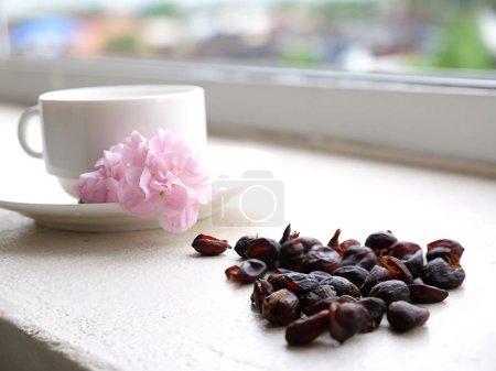 coffee cherries tea