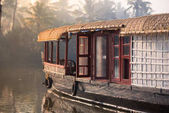 Boathouse in the Backwaters