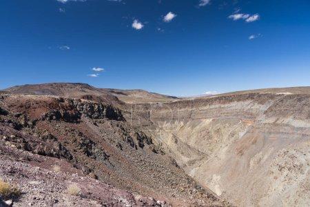 Photo pour Vue pittoresque de montagnes de la vallée de mort - image libre de droit