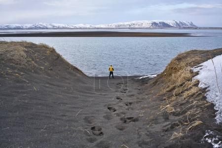 Mer baie en Islande