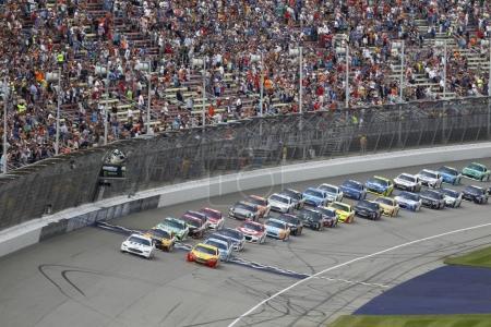 NASCAR August 13 Pure Michigan