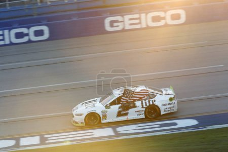 NASCAR October 15 Alabama 500