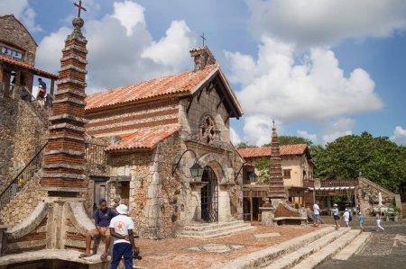 Church of St. Stanislaus, Altos de Chavon, Dominican Republic