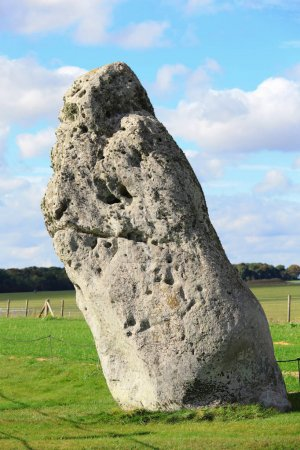 Stonehenge stone monument