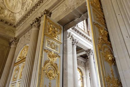 Palace of Versailles in paris