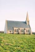 Church Notre Dame de la Garde chapel, Etretat