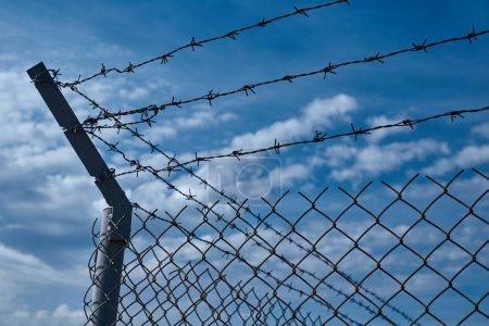 Photo pour Gardes et systèmes de protection - image libre de droit