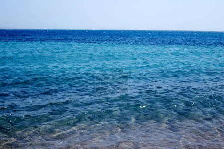 Photo for Blue summer sea background - Royalty Free Image