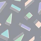 Geometric seamless pattern vector illustration